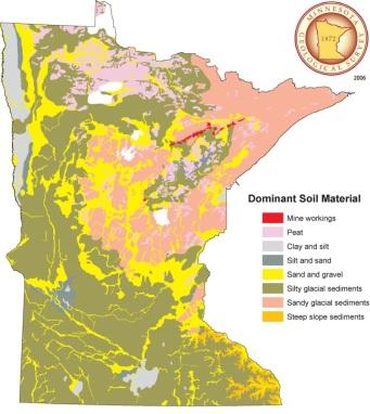 MN Soil content